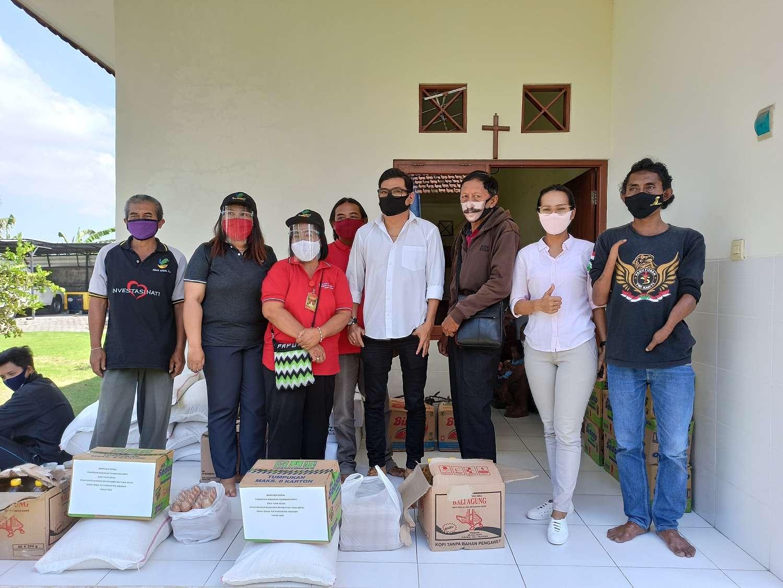 Support dari Dinas Sosial Kabupaten Tabanan