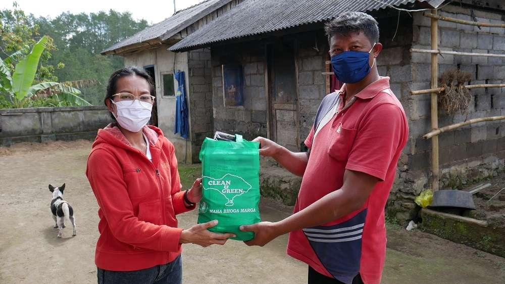 Support kepada pemerintah Desa Trunyan
