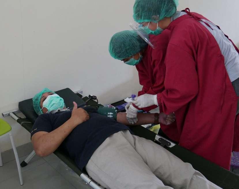 Donor Darah MBM