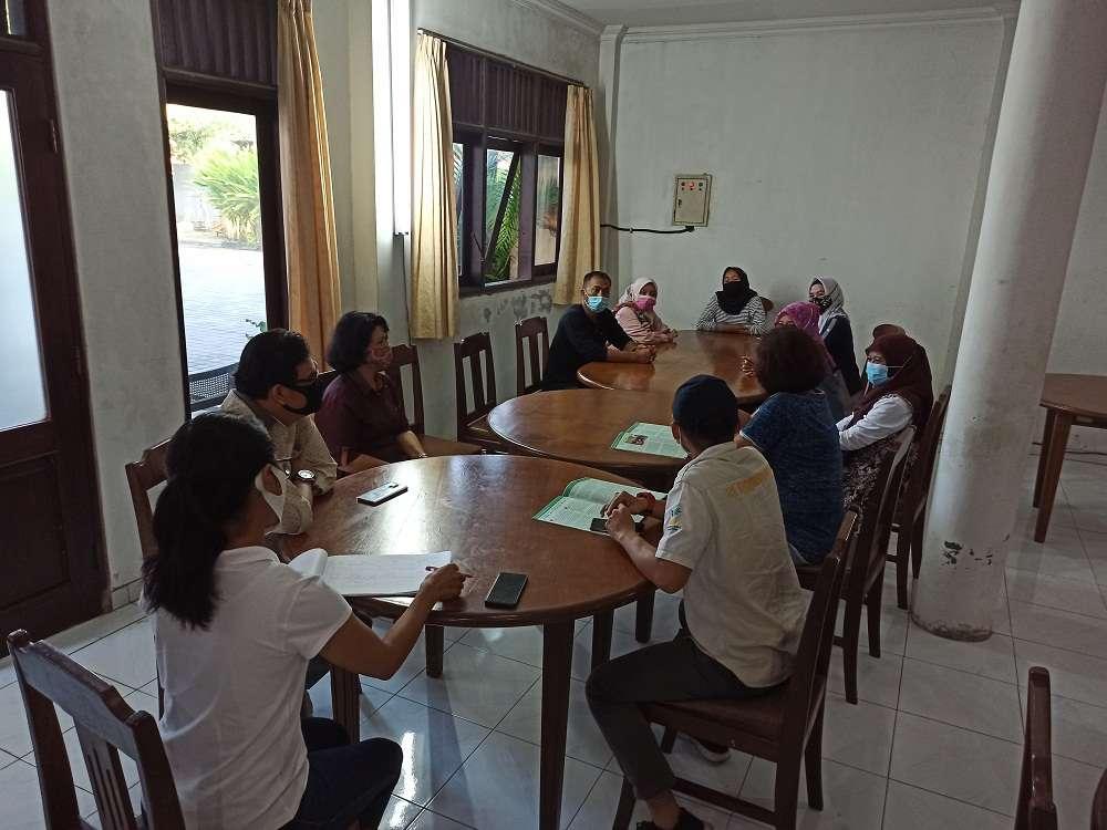 Kunjungan BRSLU GAU MABAJI, Sulawesi Selatan