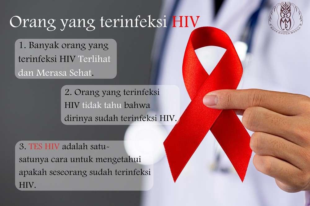 Informasi terkait HIV/AIDS